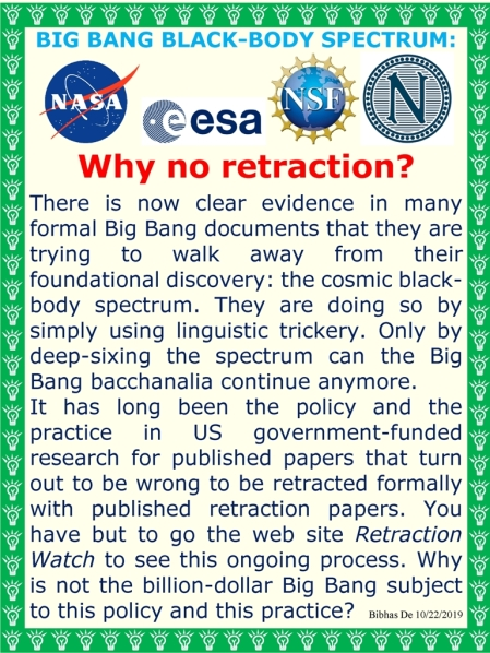 big bang fraud
