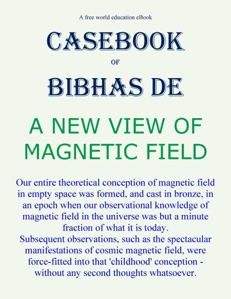 a new view of magnetic field