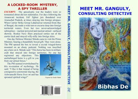 Bibhas De mystery book